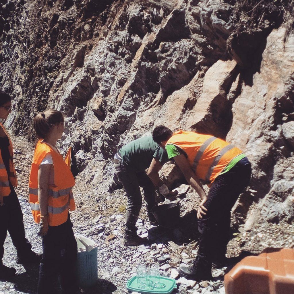 Valori di fondo Naturali Terre e rocce da Scavo